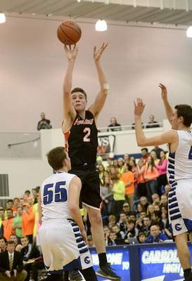 Samuel Hoffman   The Journal Gazette  Former Warsaw star Kyle Mangas is now trying to make it in the professional ranks after four years as a star at the NAIA level with Indiana Wesleyan.