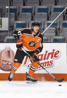 A.J. Jenks' jersey sold for $4,025 during the Komets' end-of-season jersey auction, which ended today.