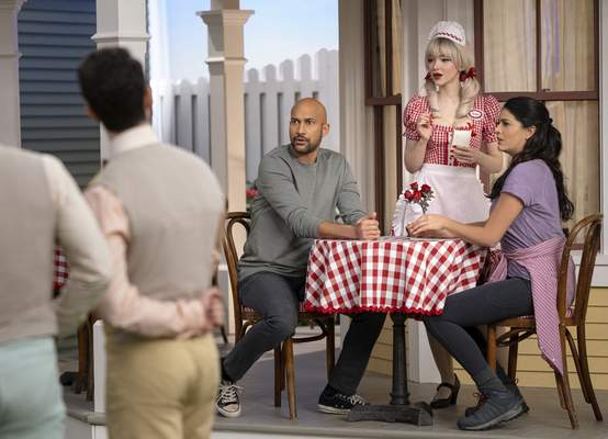 """Apple TV+ Keegan-Michael Key, Dove Cameron and Cecily Strongare among stars of""""Schmigadoon!"""""""
