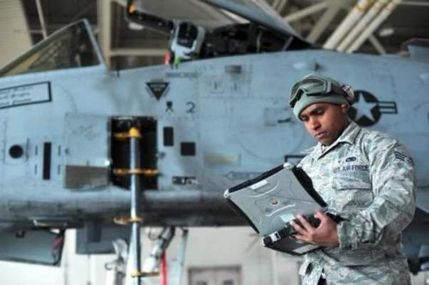 Courtesy Air Force Tech. Sgt.  Bennie Hatch, a 2002 North Side High School graduate, was named the Davis-Monthan Air Force Base Resource Advisor of the Year for 2019-20.