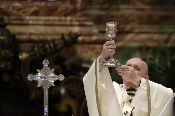 Associated Press  Pope Francis on Friday reversed one of his predecessor's major decisions by reimposing restrictions on celebrating the Latin Mass.