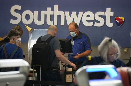 Southwest Results Associated Press Southwest Airlines turned a profit in June without assistance from the federal government, which the company is calling a milestone in its recovery from the pandemic.  (David ZalubowskiSTF)