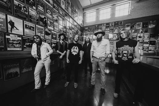Courtesy Whiskey Myers performs tonight at Sweetwater Performance Pavilion.