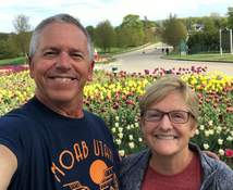 Courtesy photos Dave and Janet Renauld are happy with their decision to retire early and start taking advantage of their second home in an Arizona resort community.