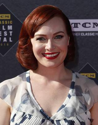 """Associated Press Alicia Malonehosts TCM's """"Summer Under the Stars"""" this month."""