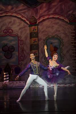 Courtesy  Fort Wayne Ballet plans to perform The Nutcracker at Arts United Center in December.