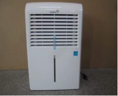 Recalled Ivation dehumidifier.