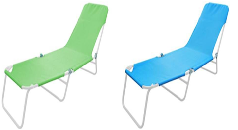 Recalled True Living Sling Loungers.