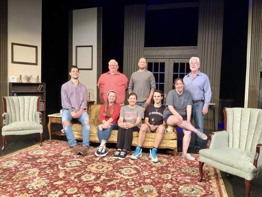 Courtesy  First Presbyterian Theater opens God's Favorite tonight.
