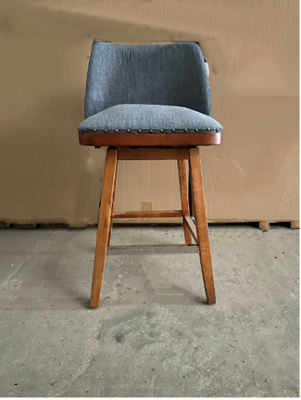 Recalled swivel counter stool. (Style#66414).