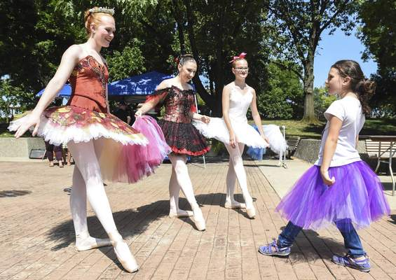 File Fort Wayne Ballet will be part of Taste of the Arts on Saturday.