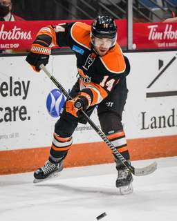 Nellis Photo courtesy Wichita Thunder: Komets forward Anthony Nellis has been traded to Trois-Rivieres for cash and future considerations.