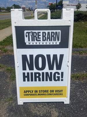 Lisa Green   The Journal Gazette  Tire Barn,4120 Coldwater Road.Aug. 15.