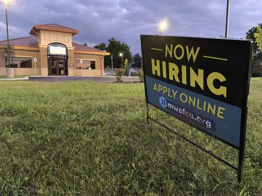 Ashley Sloboda   The Journal Gazette  Midwest America Federal Credit Union  New location on Illinois Road just east of Scott Road.Aug. 13