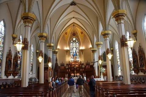 Courtesy Cathedral of the Immaculate Conception will be open from 1 to 4 p.m. Sunday, and the Diocesan Museum from noon to 5 p.m.