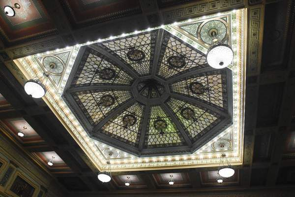 File Cameras will be allowed inside the Allen County Courthouse on Sunday, which is a rare opportunity to photograph the intricate details inside.