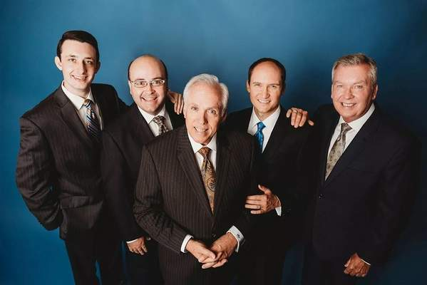 Courtesy  The Mark Trammell Quartet will perform Saturday at The Gospel Barn in Bluffton.
