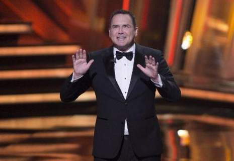 Associated Press  Norm Macdonald hosts the Canadian Screen Awards in Toronto on March 13, 2016. MacDonald, a comedian and former cast member on