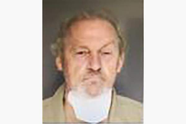 This booking photo provided by the Colleton County Detention Center shows Curtis Edward Smith on Tuesday, Sept. 14, 2021. (Colleton County Detention Center via AP)