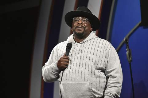 TV-Emmys-Cedric the Entertainer FILE - Cedric the Entertainer performs during