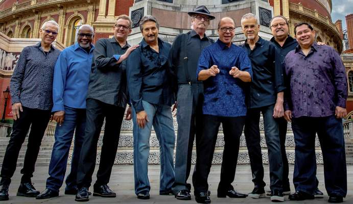 Courtesy Haze Photography  Tower of Power performs Sunday at Sweetwater Performance Pavilion.