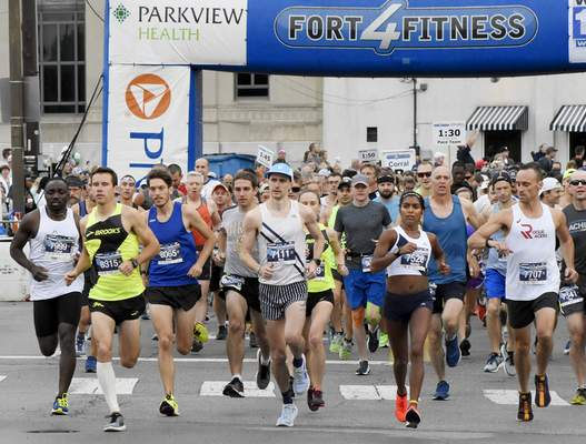 File The Fort4Fitness Fall Festival returns Saturday. Events start at Parkview Field.