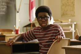 """159090_1078 ABC Elisha Williams stars in """"The Wonder Years,"""" a coming-of-age story set in the late 1960s that takes a nostalgic look at a black middle-class family in Montgomery, Alabama. (Erika DossABC)"""